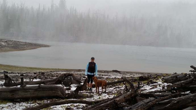 Challis Creek Lakes, Idaho Trail Running