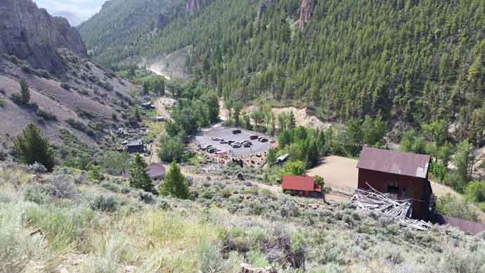 idaho trail running, River of No Return Endurance Runs, Bayhorse