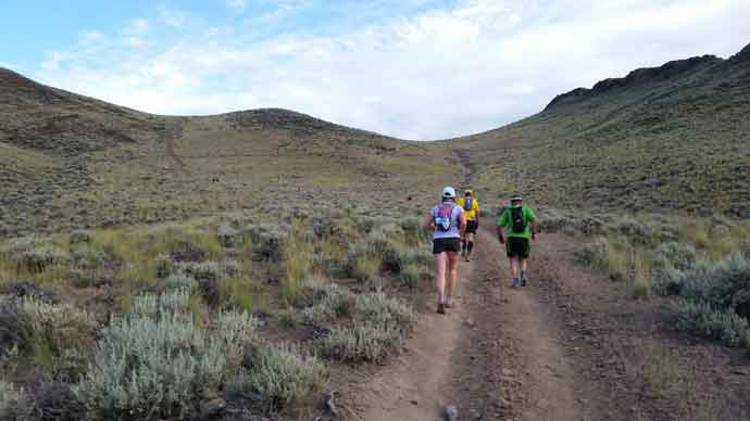 Idaho trail running, River of No Return Endurance Runs, challis idaho, Lombard Trail
